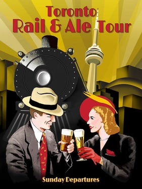 Toronto Rail & Ale Beer Tour