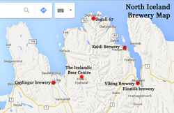 Iceland's Arctic North Beer Tour